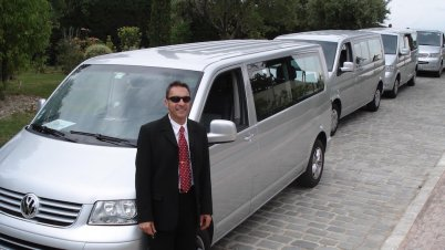 Private minibus tours from SUNNYdays Prestige Travel