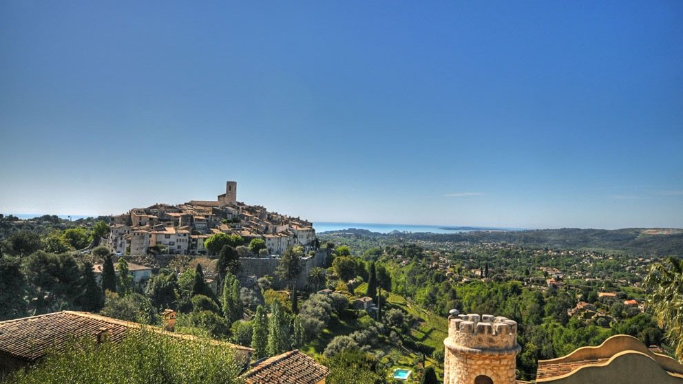 Private tours from nice of the french riviera - Office de tourisme de saint paul de vence ...
