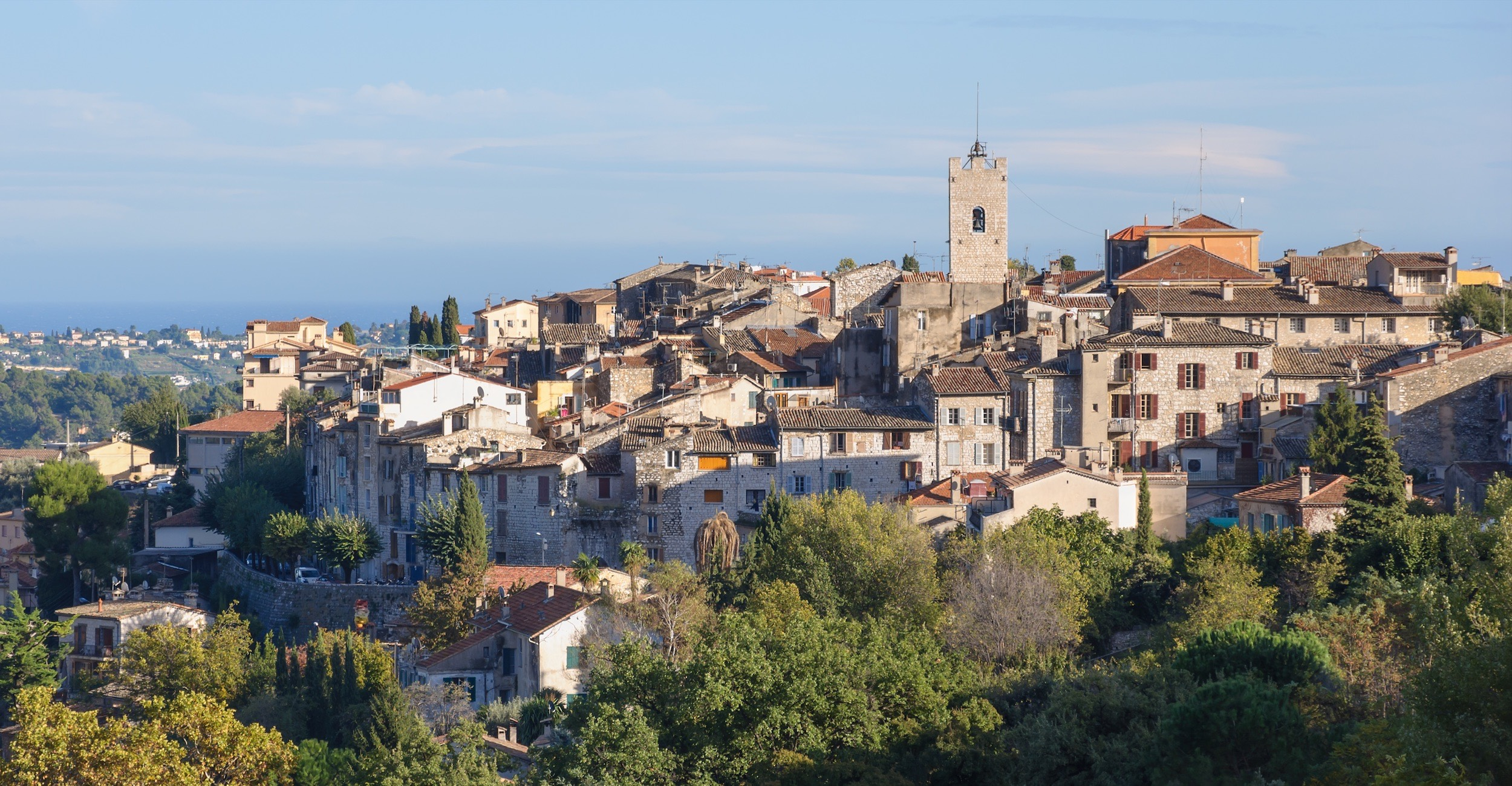 Half day trip to vence and st jeannet including wine tasting - Office du tourisme saint paul de vence ...