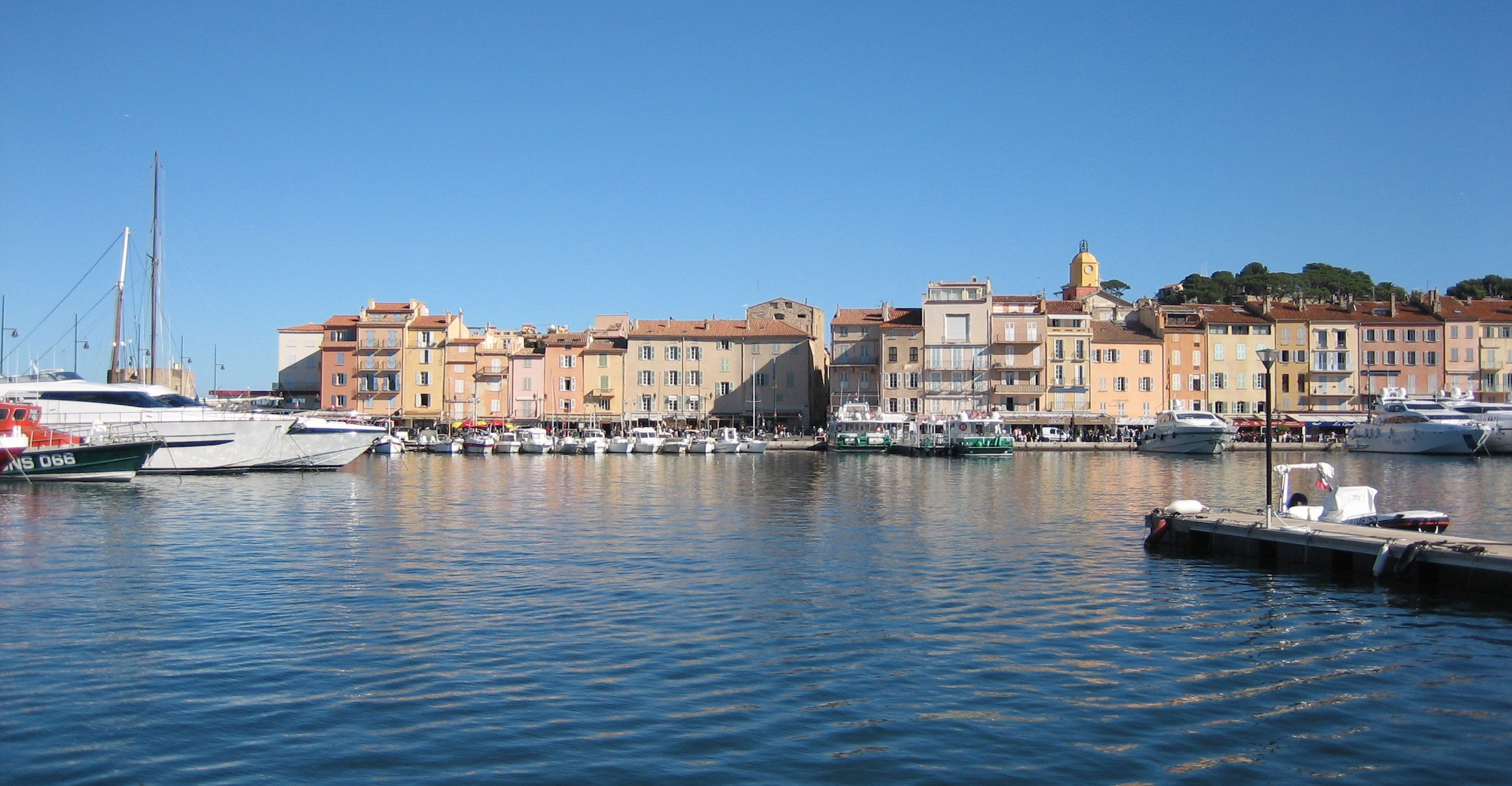 Full Day Private Tour Of Saint Tropez And Port Grimaud